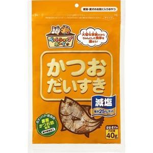 減塩 かつおだいすき ( 40g )|soukai