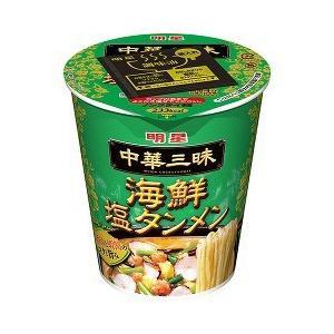 (訳あり)中華三昧 タテ型 海鮮塩タンメン ( 1コ入 )/ 中華三昧 soukai