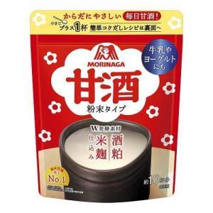森永 甘酒粉末タイプ ( 約10杯分 )/ 森永 甘酒