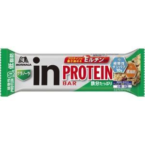 森永製菓 inバー プロテイン グラノーラ ( ...の商品画像