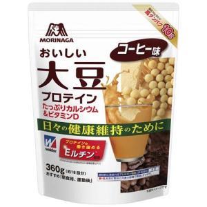 ウイダー おいしい大豆プロテイン コーヒー味 ( 360g )/ ウイダー(Weider)|soukai