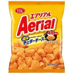 エアリアル 濃厚チェダーチーズ味 ( 70g )