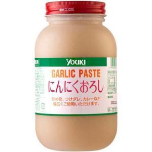 ユウキ食品 業務用 にんにくおろし ( 1kg )