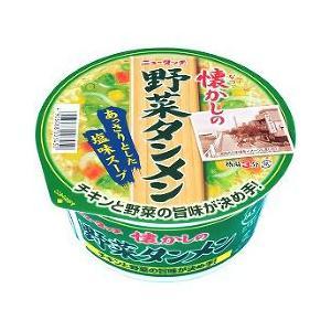 ニュータッチ 懐かしの野菜タンメン ( 1コ入 )/ ニュータッチ ( カップラーメン カップ麺 インスタントラーメン非常食 )