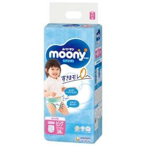 ムーニーマンエアフィット パンツ 女の子用 ( ビッグサイズ*38枚入 )/ ムーニーマン
