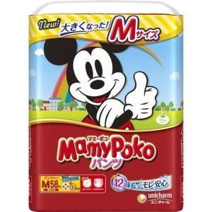 マミーポコ パンツ Mサイズ ( 58枚入 )/ マミーポコ