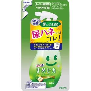 ルック まめピカ トイレのふき取りクリーナー つめかえ用 ( 190mL )/ ルック