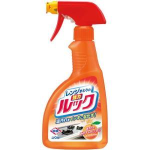 レンジまわりのルック ( 400mL )/ ルック ( ガスコンロ 掃除 IH 洗剤 キッチン用洗剤 )