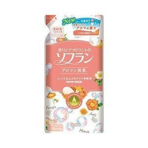 香りとデオドラントのソフラン アロマソープの香り つめかえ用 ( 500mL )/ ソフラン ( ソフラン アロマソープ ライオン 柔軟剤 詰め替え )