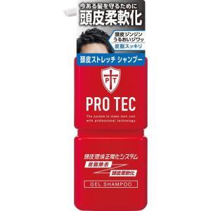 プロテク 頭皮ストレッチ シャンプー ポンプ ( 300g )/ PRO TEC(プロテク)
