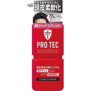 プロテク 頭皮ストレッチ コンディショナー ポンプ ( 300g )/ PRO TEC(プロテク)
