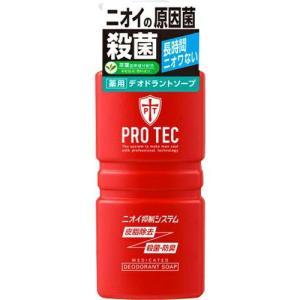 プロテク デオドラントソープ ポンプ ( 420mL )/ PRO TEC(プロテク)