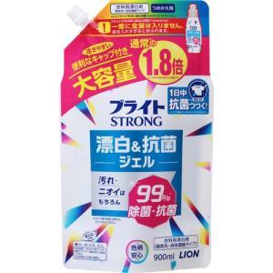 ブライトSTRONG 衣類用漂白剤 つめかえ用 ( 900ml )/ ブライト|soukai