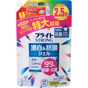 ブライトSTRONG 衣類用漂白剤 つめかえ用 ( 1200ml )/ ブライト|soukai