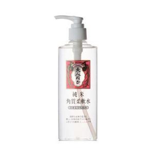 (在庫限り)純米角質柔軟水 ふきとり化粧水 ( 198mL )/ 純米スキンケア ( 化粧水 ハトムギ はとむぎ スキンケア・ローション )