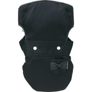 バディバディ ひもタイプ子守帯 スリーピングサポート付 ブラック A1070 ( 1コ入 )/ バディバディ ( ベビー用品 )