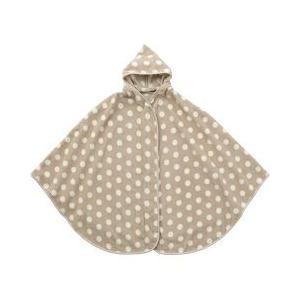 バディバディ 授乳のできるマビーケープ Z5090 ベージュ 水玉 ( 1枚入 )/ バディバディ ( ベビー用品 )