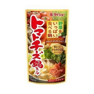 ダイショー 野菜をいっぱい食べる鍋 トマトチーズ鍋スープ ( 750g )