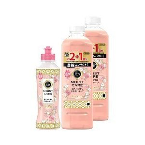 ジョイコンパクト モイストケア ローズオアシスの香り 本体+つめかえ用2コセット ( 1セット )/ ジョイ(Joy)