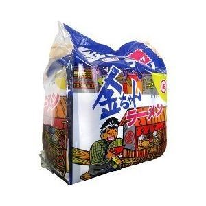 金ちゃんラーメン ( 5食入 )/ 金ちゃん