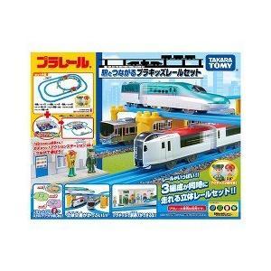 プラレール 駅とつながるプラキッズレールセット ( 1セット )/ プラレール|soukai
