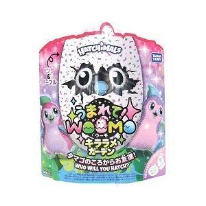 (人気商品)うまれて! ウーモ キララメガーデン ピンク&パ...