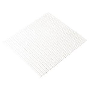 風呂ふたシャッター M11 70*110cm用 ホワイト ( 1本入 )|soukai