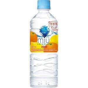 ミウ レモン&オレンジ ( 550mL*24本入 )/ ミウ