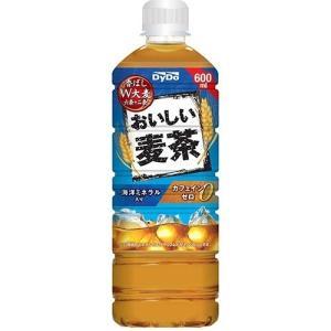 おいしい麦茶 ( 600mL*24本入 )