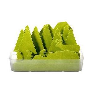 自然気化式エコ加湿器 うるおい 森 グリーン ULMRGR ( 1セット ) soukai