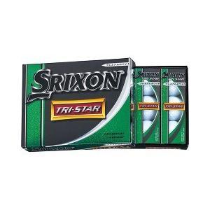 スリクソン トライスター プレミアムホワイト ( 1箱(12コ入) )/ スリクソン(SRIXON)