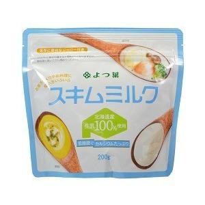 よつ葉 スキムミルク ( 200g )/ よつ葉 soukai