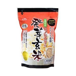 ふくれん 発芽玄米 福岡県産ヒノヒカリ ( 1kg )/ ふ...