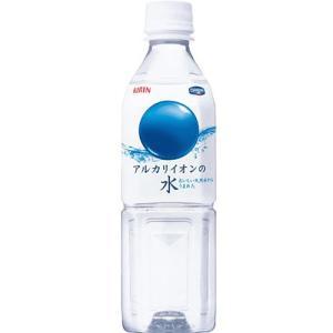 キリン アルカリイオンの水 ( 500mL*24本入 )/ アルカリイオンの水 ( アルカリイオン水 ミネラルウォーター 水 )