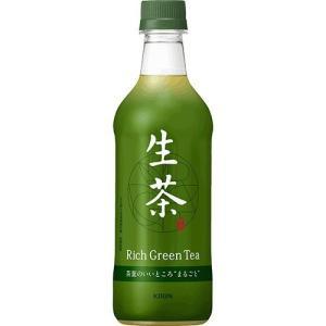 キリン 新生茶 ( 525mL*24本入 )/ 生茶