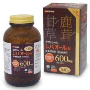 (第3類医薬品)ビタトレール レバオール ( 540錠 )/ ビタトレール|soukai