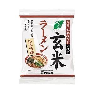 オーサワのベジ玄米ラーメン(しょうゆ) ( 112g )/ ...