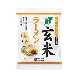オーサワのベジ玄米ラーメン(みそ) ( 118g )/ オー...