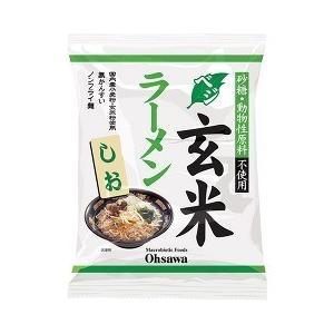 オーサワのベジ玄米ラーメン(しお) ( 112g )/ オーサワ...