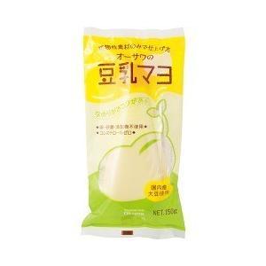 オーサワの豆乳マヨ ( 150g )/ オーサワ