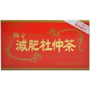 快々減肥杜仲茶 ( 3.8g*60包入 )