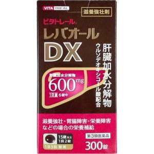 (第3類医薬品)ビタトレール レバオールDX ( 300錠入 )/ ビタトレール|soukai