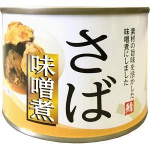 さば 味噌煮 ( 190g )