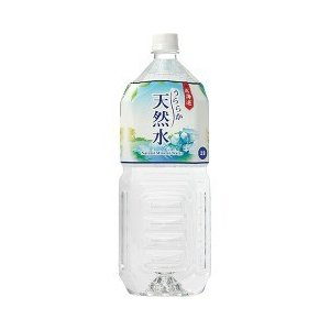 神戸居留地 うららか天然水 ( 2L*6本入 )/ 神戸居留...