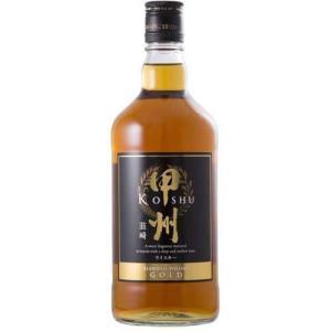ウイスキー 甲州韮崎 ゴールド 瓶 ( 700ml )