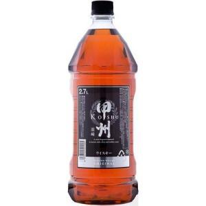 ウイスキー 甲州韮崎 オリジナル ペット ( 2.7L )