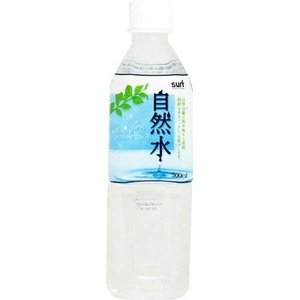 サーフビバレッジ 自然水 ( 500mL*24本入 ) ( ...