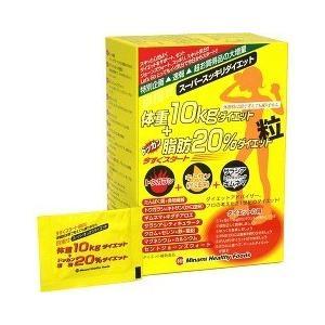 (アウトレット)目指せ体重10kg+ドッカン脂肪20%ダイエット粒 ( 6粒*75袋入 )/ ミナミヘルシーフーズ|soukai