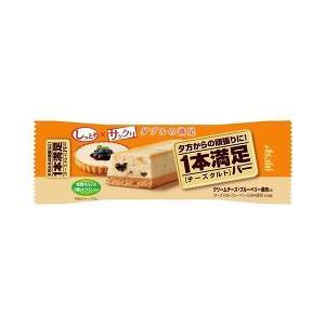 1本満足バー チーズタルト ( 1本入 )/ 1本満足バー ( アーモンドプードル お菓子 おやつ )