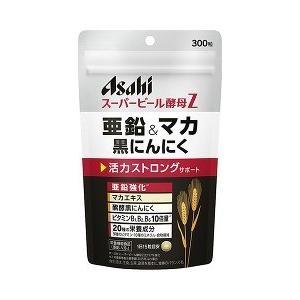 スーパービール酵母Z 亜鉛&マカ 黒にんにく ( 300粒 ...